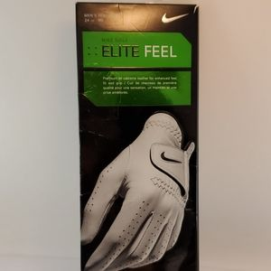 Nike Golf Elite Feel Glove, Sz M